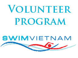 Swim Vietnam Volunteer